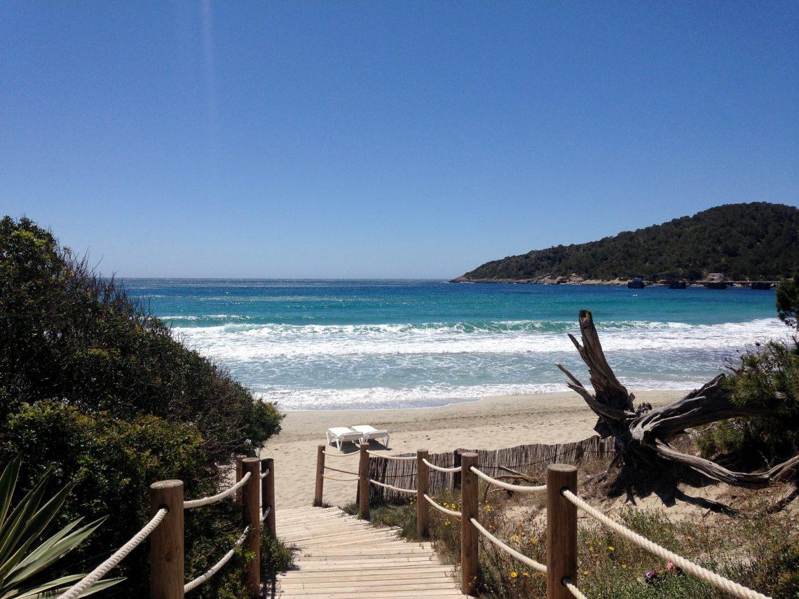 De beste stranden van Ibiza