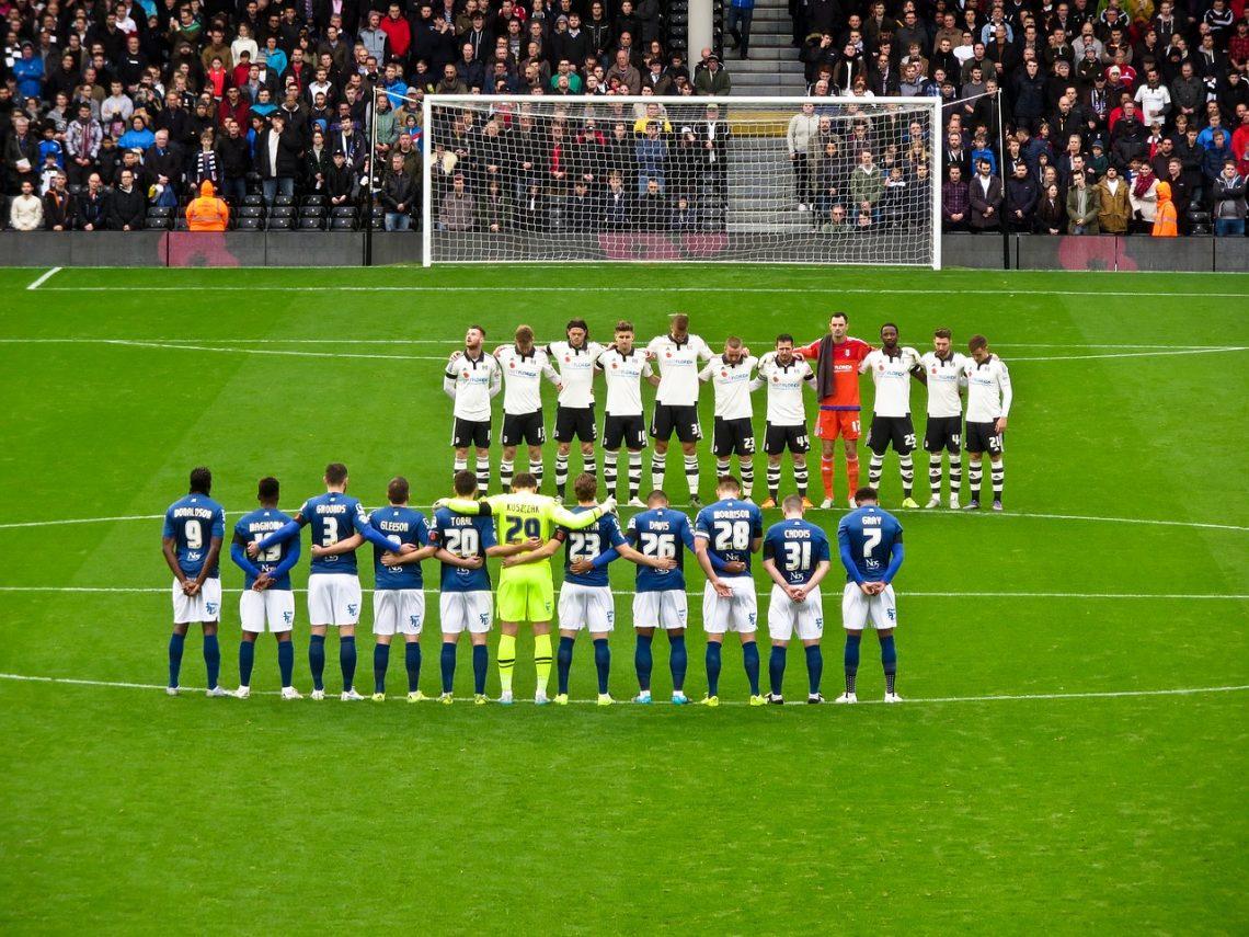 Authentieke voetbalsfeer in de lagere divisies